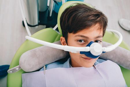 Nitrous Oxide/Oxygen - Pediatric Dentist, Warren, MI